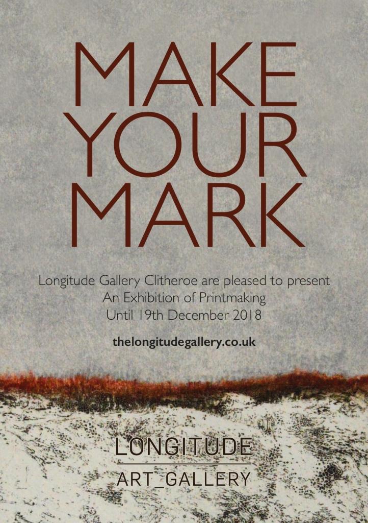 Longitude Gallery exhibition poster