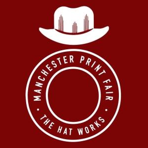 Manchester Print Fair poster