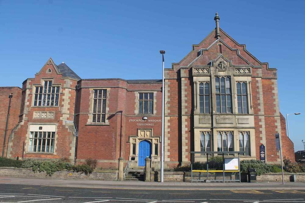 Stockport Masonic Guildhall
